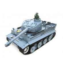 Танк р/у 1:16 Heng Long Tiger I с пневмопушкой и дымом купить в интернет магазине подарков ПраздникШоп