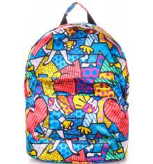 Рюкзак BLOSSOM BACKPACKS голубой купить в интернет магазине подарков ПраздникШоп