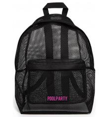 Рюкзак POLYESTER BACKPACKS чёрный купить в интернет магазине подарков ПраздникШоп