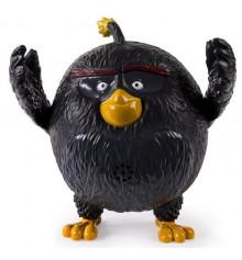 Angry Birds: Коллекционная фигурка де-люкс Бомба купить в интернет магазине подарков ПраздникШоп