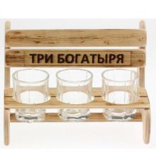 """Бар """"Три богатыря"""" купить в интернет магазине подарков ПраздникШоп"""