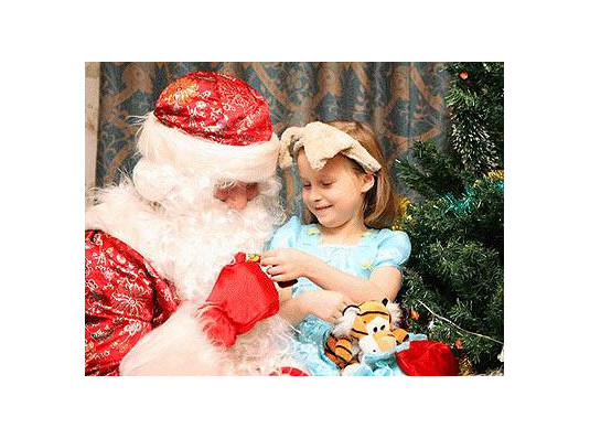 Дед мороз поздравление дома Днепропетровск купить в интернет магазине подарков ПраздникШоп