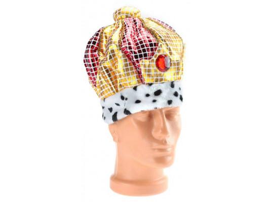 """Шляпа """"Царская золотая"""" купить в интернет магазине подарков ПраздникШоп"""