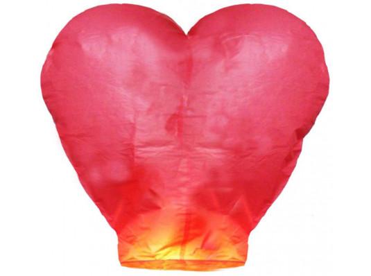 """Небесный Фонарик """"Сердце"""" купить в интернет магазине подарков ПраздникШоп"""