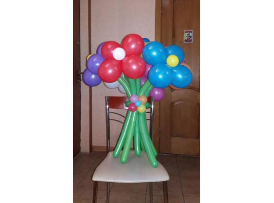 Букет из шариков купить в интернет магазине подарков ПраздникШоп