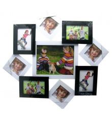 Фоторамки из дерева № 2. 9 фото купить в интернет магазине подарков ПраздникШоп