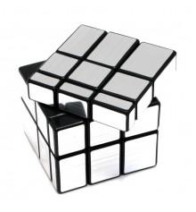"""Головоломка """"Зеркальній куб"""" (серебро) купить в интернет магазине подарков ПраздникШоп"""