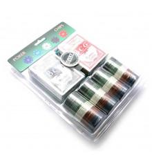 Покерный набор №2 купить в интернет магазине подарков ПраздникШоп