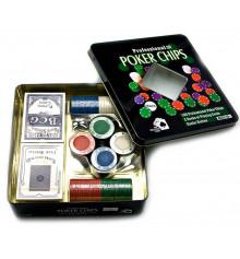 """Покерный набор """"Poker Chips"""" купить в интернет магазине подарков ПраздникШоп"""