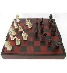 Шахматы антик №2 купить в интернет магазине подарков ПраздникШоп