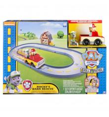 Игровой набор с треком «Спасательная миссия Рокки на ферме» купить в интернет магазине подарков ПраздникШоп