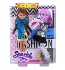 Кукла-модница Габриэлла с боа с дополнительным нарядом (25 см) купить в интернет магазине подарков ПраздникШоп