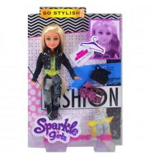Кукла-модница Ребекка в джинсовом костюме с дополнительным нарядом (25 см) купить в интернет магазине подарков ПраздникШоп