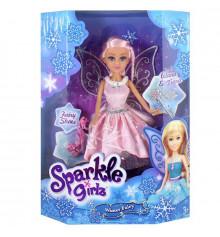 Ледяная фея Эшли в розовом платье с аксессуарами (25 см) купить в интернет магазине подарков ПраздникШоп