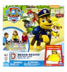 Настольная игра «Щенячий патруль: спасательная операция на пляже купить в интернет магазине подарков ПраздникШоп
