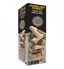 Настольная игра «Дженга» (в жестяной коробке) купить в интернет магазине подарков ПраздникШоп