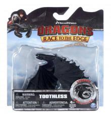 Как приручить дракона: дракон Беззубик де-люкс с механической функцией (27 см) купить в интернет магазине подарков ПраздникШоп