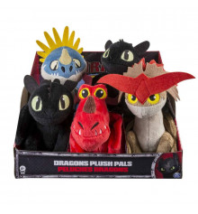 Как приручить дракона: мягкий дракон в ассортименте (20см) купить в интернет магазине подарков ПраздникШоп