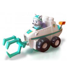 Спасательный автомобиль с фигуркой Эверест купить в интернет магазине подарков ПраздникШоп