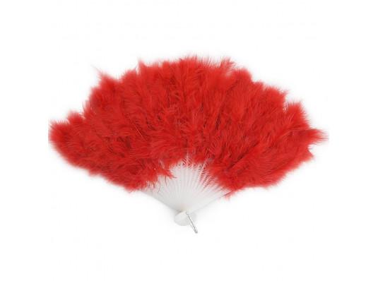 Веер с пухом купить в интернет магазине подарков ПраздникШоп