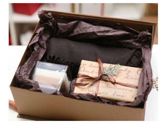 """Подарочный набор """"Кашемир Light"""" купить в интернет магазине подарков ПраздникШоп"""