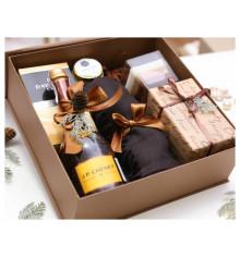 """Подарочный набор """"Кашемир D'lux"""". купить в интернет магазине подарков ПраздникШоп"""