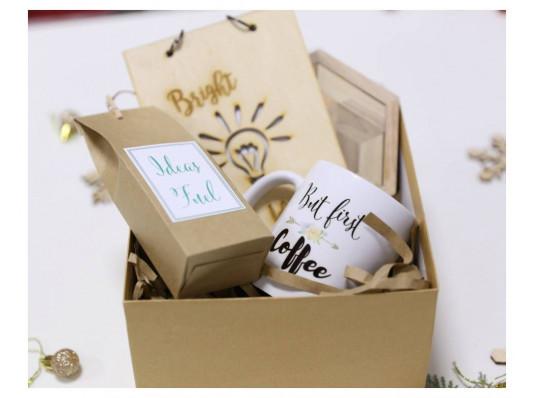 """Подарочный набор """"BrightIdeas"""" купить в интернет магазине подарков ПраздникШоп"""