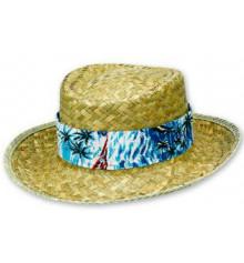 Шляпа соломенная гаваи купить в интернет магазине подарков ПраздникШоп