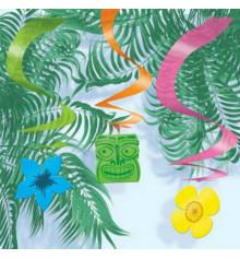 """Спираль """"Гаваи"""" 15шт купить в интернет магазине подарков ПраздникШоп"""
