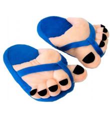 """Тапочки """"Супер ноги"""" 2 цвета купить в интернет магазине подарков ПраздникШоп"""