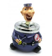 """Пепельница """"Полицейский"""" купить в интернет магазине подарков ПраздникШоп"""