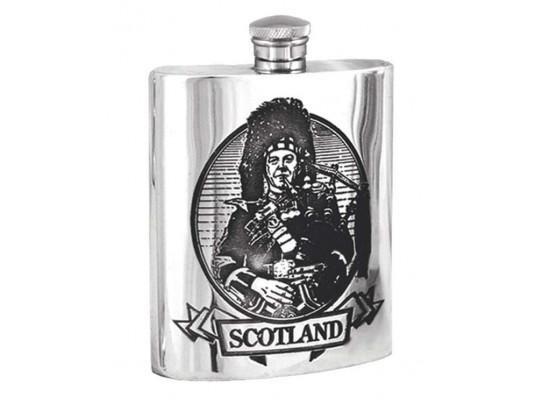 """Фляга """"Шотландия"""" купить в интернет магазине подарков ПраздникШоп"""