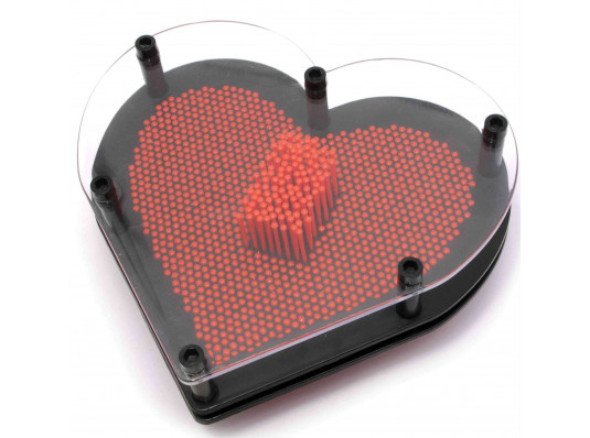 """Экспресс-скульптор Pinart 3D """"Сердце"""" купить в интернет магазине подарков ПраздникШоп"""