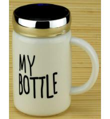 Кружка My bottle, 2 вида купить в интернет магазине подарков ПраздникШоп