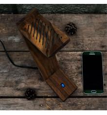 """Деревянная лампа """"""""WalNut"""" купить в интернет магазине подарков ПраздникШоп"""