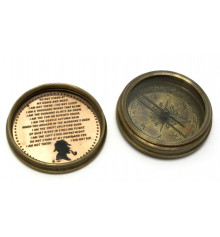 """Компас """"Sherlock Holmes"""" купить в интернет магазине подарков ПраздникШоп"""