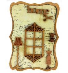 """Ключница """"Window home"""" купить в интернет магазине подарков ПраздникШоп"""