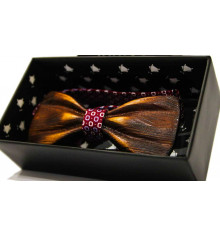 Галстук-бабочка №1 купить в интернет магазине подарков ПраздникШоп