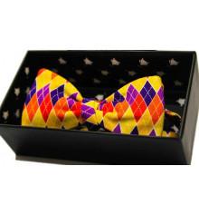 Галстук-бабочка №18 купить в интернет магазине подарков ПраздникШоп