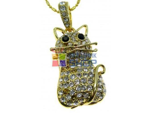 """Флешка """"Кошка"""" купить в интернет магазине подарков ПраздникШоп"""