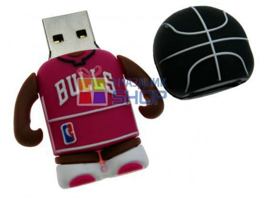 Флешка Баскетболист