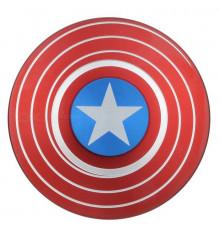 """Спиннер """"Капитан Америка"""" купить в интернет магазине подарков ПраздникШоп"""