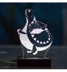 """3D светильник """"Дракон"""" купить в интернет магазине подарков ПраздникШоп"""