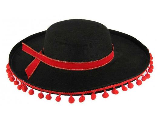 """Шляпа """"Мексиканца"""" (Торреро) купить в интернет магазине подарков ПраздникШоп"""