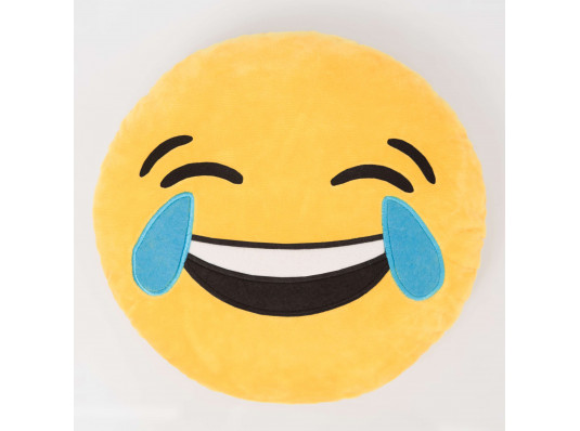 """Подушка """"Смайл-смех и слезы"""" купить в интернет магазине подарков ПраздникШоп"""