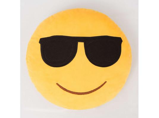 """Подушка """"Смайл-очки"""" купить в интернет магазине подарков ПраздникШоп"""