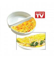 """Емкость для приготовления омлета в микроволновке """"Egg & Omelet Wave"""" купить в интернет магазине подарков ПраздникШоп"""
