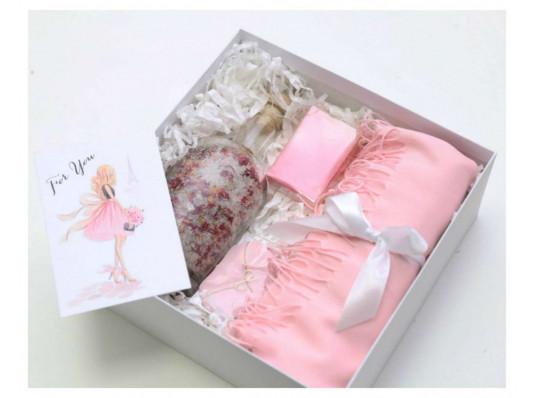Подарочный набор «Нежность» купить в интернет магазине подарков ПраздникШоп