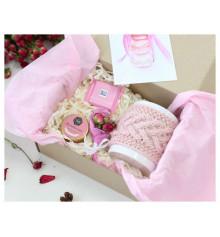 Подарочный набор «Pink» купить в интернет магазине подарков ПраздникШоп