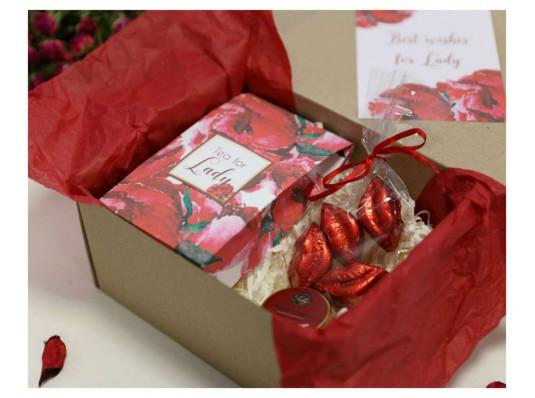 """Подарочный набор """"Red"""" купить в интернет магазине подарков ПраздникШоп"""